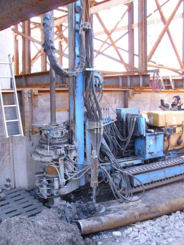 Baubegleitende Untersuchungen an der Elbebrücke Schönebeck