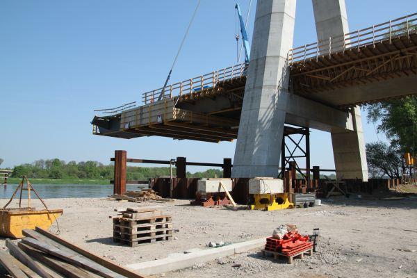 Bauzustand im Mai 2012